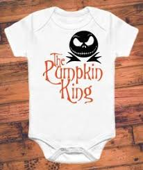 the nightmare before baby clothes by ogresbyjam