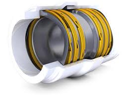 metal seal rings images Laminar seal rings smalley steel ring company png