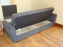Double Sofa Bed Mattress by Home Design Bed Double With Storage And Mattress Inside 85 Cool