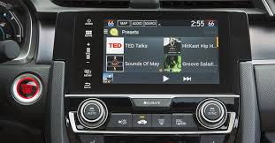honda civic change frequency audio and connectivity overview for 2016 honda civic sedan 2016