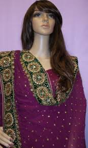 wedding chunni magenta chiffon bridal dupatta scarf chunni for wedding bridal
