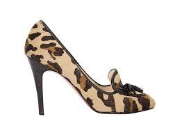 christian louboutin leopard print pumps louboutin pumps