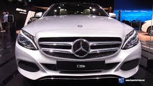 mercedes hybrid car 2017 mercedes c 350e in hybrid exterior and interior