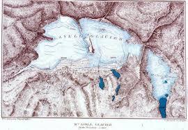 Map Of Yosemite Yosemite Science