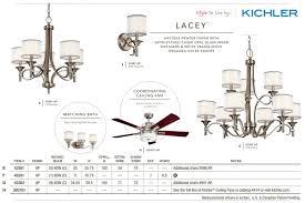 kichler lighting catalog kichler 42381ap antique pewter lacey 5 light 25