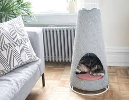 new modern cat product the cone by wiski