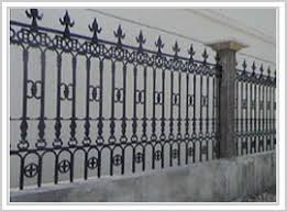 ornamental fence berming security fencing co anti climb spikes