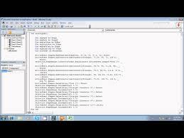 tutorial excel basic simple programming tutorial excel vba walking man exle youtube