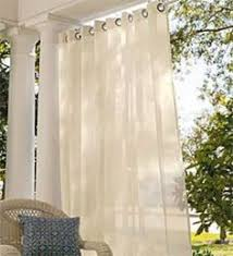 Where To Buy Outdoor Curtains I Love Outdoor Curtains Notice The Plants Grouped In The Center