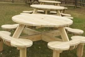 woodwork traditional picnic table plans pdf plans u2026 pinteres u2026