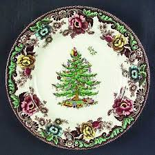vignette design festive plates for the table
