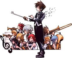Kingdom Hearts Kink Meme - this orchestra must have a lot of emotional pieces cause kingdom