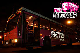 double decker party bus pink party bus wedding pages australia