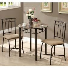 shop monarch specialties cappuccino dining set with round table at