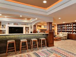 design a basement wayzata cottage home new construction rustic