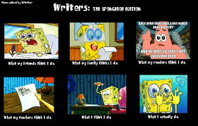 Writer Memes - good writing memes writers meme the spongebob edition by