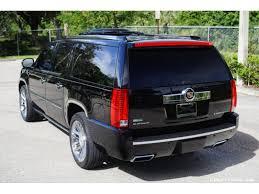 2012 cadillac escalade suv used 2012 cadillac escalade esv suv limo specialty vehicle