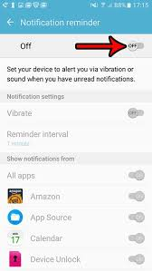 android reminders how to enable notification reminders in android marshmallow