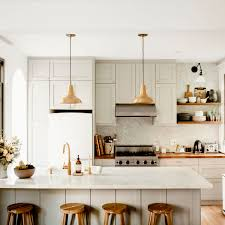 farmhouse kitchen with oak cabinets modern farmhouse kitchen ideas to try in your home curbed