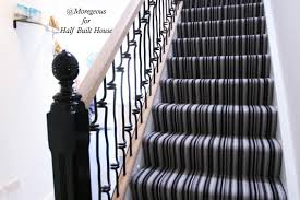 stair comely image of home interior stair design using black