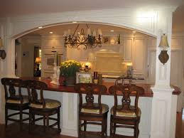 kitchen island incorporating lally columns morris interiors kitchen islands with columns beautiful kitchens
