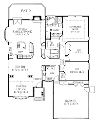 Home Plans For 2000 Square Feet 5 House Plan 041 Small Plans 2000 Square Feet Impressive