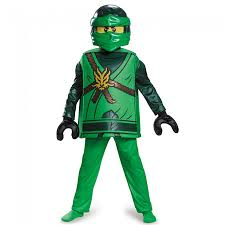 amazon prime halloween costumes amazon com lloyd deluxe ninjago lego costume small 4 6 toys u0026 games