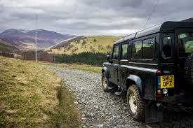 land rover defender safari land rover safari through the blair atholl estate and glen tilt