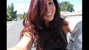 brown cherry hair color who can use chocolate cherry hair color youtube