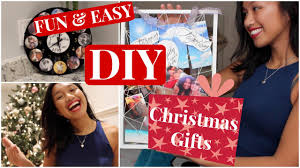 fun and easy diy christmas gifts for boyfriend or girlfriend youtube