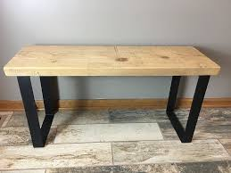 amazon com reclaimed urban wood bench made from salvaged barn