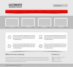 layout web portal top 50 photoshop web layout tutorials from 2011 designbeep