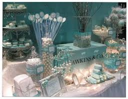 Tiffany Blue Candy Buffet by 49 Best Tiffany Blue Images On Pinterest Tiffany Theme Tiffany