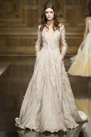 affordable bridal gowns the best couture wedding gowns from the fall 2016 runways the