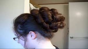 easy up hairstyles for medium length hair easy updo for medium length hair wedding hairstyles youtube