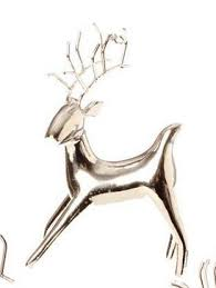 raz imports silver deer ornament choice of styles