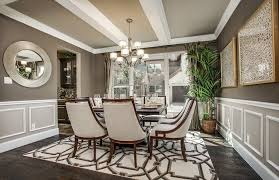 Pictures Of Wainscoting In Dining Rooms Dining Room With Carpet By Roland El Khoury Zillow Digs Zillow