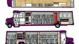Clothes Closet Bighouse Bus A Mobile Clothes Closet For Foster Care By Blake