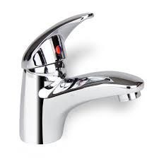 wasserhähne badezimmer badarmatur mailand mischbatterie waschbecken einhebelmischer bad
