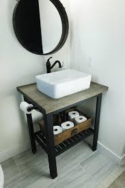 ikea hack diy bathroom sink base household no 6