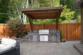 Backyard Barbeque Outdoor Barbeque Designs Patio Contemporary With 3 Form Aquatic