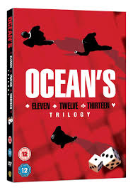 the ocean u0027s trilogy ocean u0027s 11 12 13 dvd c 12