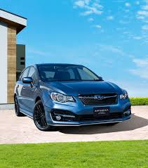 subaru impreza modified blue subaru impreza sport hybrid launched in japan with 150 hp 2 liter