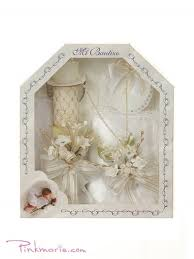 gifts for communion white communion gift set box pink candle set