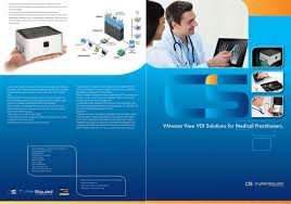 serious modern brochure design for cybersquad it consulting by