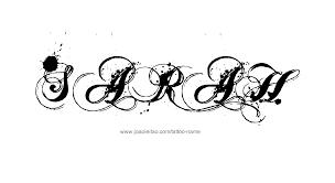 name design tattoos generator