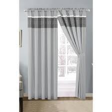 Ticking Stripe Curtains Black Ticking Stripe Curtains Wayfair