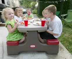 little kids picnic table why i love little tikes kids picnic tables pertaining to kids picnic