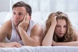 Lovely Couple In Bed Lying In Bedroom This Is Why Many Couples Struggle With Psychology Today