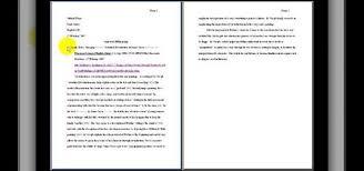 Essay Bibliography Example Essay